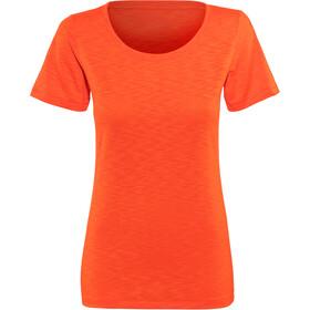 Schöffel Verviers2 T-Shirt Women mandarin red